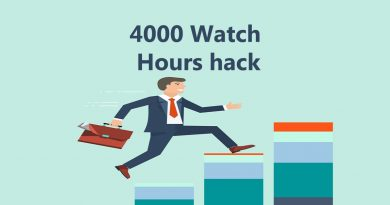 youtube-4000-hours-watch-time-hack