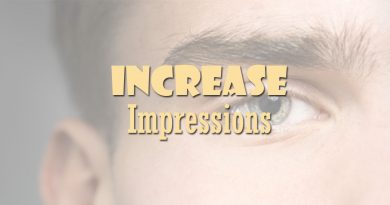how to increase youtube impressions